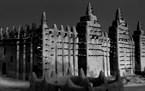 مسجد جينيه الكبير ـ مالي