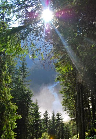 شلالات مياه كريمل، سالزبورج ـ النمسا