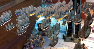 """متحف الحياة البحرية والأكواريوم، منتجع """"ريزورتس وورلد سنتوسا""""، سنغافورة"""