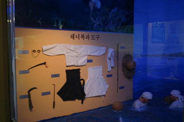 نساء هاينيو الغواصات، جزيرة جيجو ـ كوريا الجنوبية