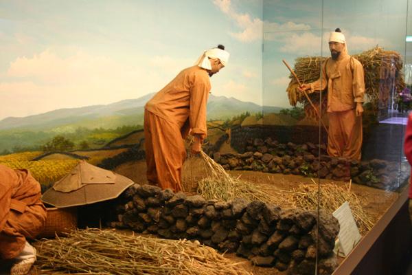 من متحف جيجو، جزيرة جيجو ـ كوريا الجنوبية