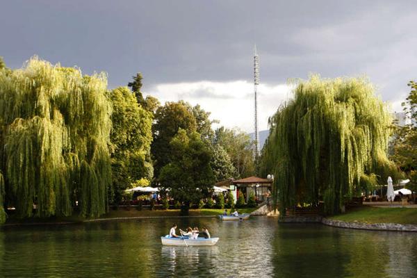 """متنزه """"الملك بوريس"""" في العاصمة البلغارية صوفيا"""