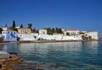 جزيرة سبيتسيز في اليونان