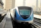 مترو دبي يعمل على مدار الساعة في رأس السنة