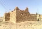أحد المساجد الأثرية في الخرمة