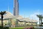 «دبي مول» يبدأ إضافة مليون قدم مربعة إلى مساحته