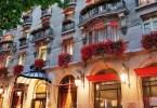 فندق بلازا أتينيه باريس