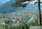 مدينة انترلاكن السويسرية