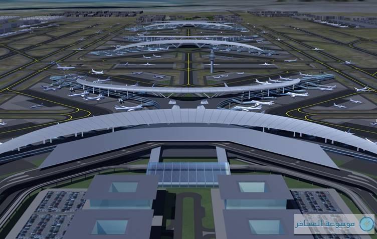 مطار الملك عبدالعزيز الجديد