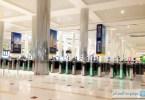 البوابات الإلكترونية في مطار دبي