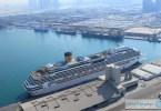 المحطة السياحية في ميناء زايد في أبوظبي