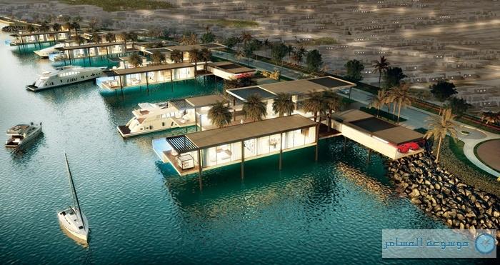 Dubai-water-canal