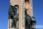 Monument in Taksim Square
