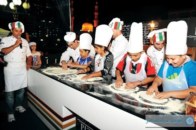 مهرجان القصباء للمأكولات استقبل نخبة من مشاهير الطهاة العرب والأجانب