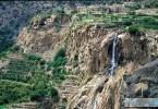 الجبل الأخضر في سلطنة عمان