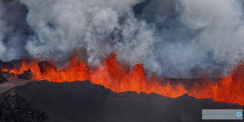 بركان منطقة باردابونجا