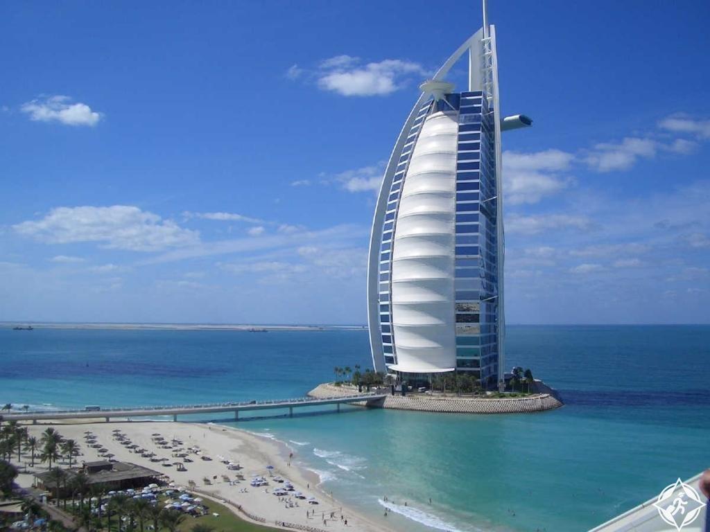 برج العرب بين ال 10 الأكثر ترفاً في العالم
