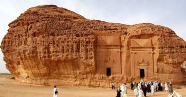 السياحة الداخلية في السعودية