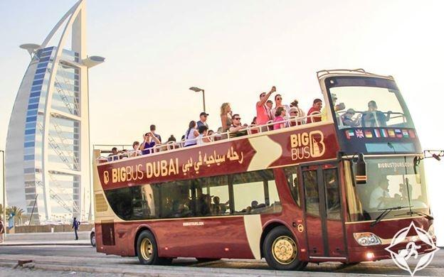 جولة سياحية في دبي 2