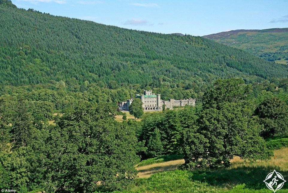 قلعة تاريخية تتحول إلى فندق فاخر في اسكتلندا