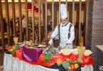 بوفيه مطعم زهرة لبنان
