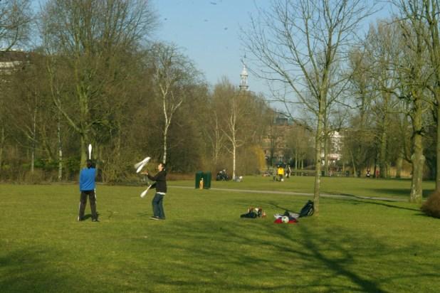 oosterpark-amsterdam الحديقة الشرقية أمستردام