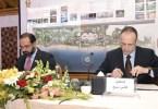 التوقيع على انشاء واحة عمان في شناص