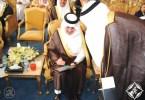 الأمير سعود بن نايف بن عبدالعزيز أمير المنطقة الشرقية يدشن المرحلة الأولى من قرية الشحن الجوي في مطار الملك فهد الدولي