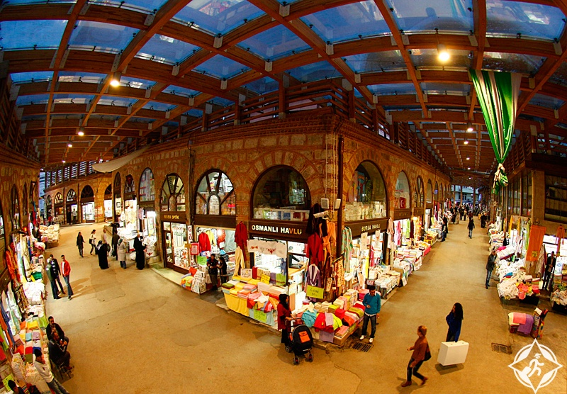 35f89e22693d6 أماكن التسوق في مدينة بورصة التركية