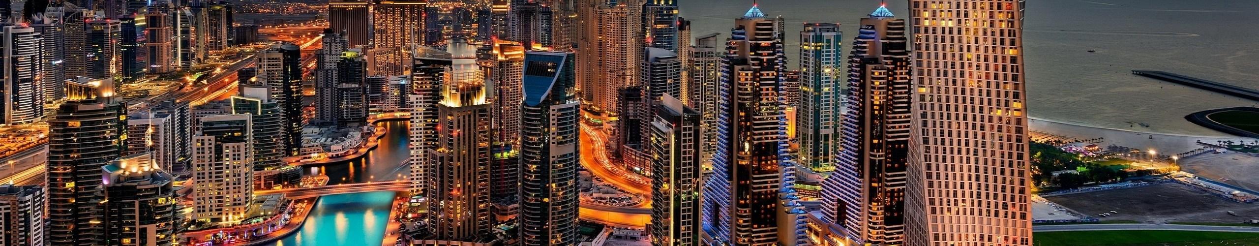 الفنادق في دبي