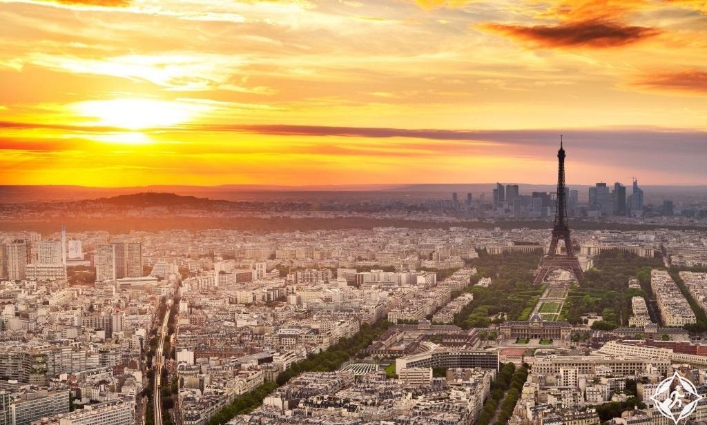 دليلك لزيارة أهم المعالم السياحية في باريس