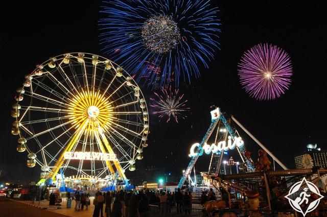 """استعدادات لإطلاق احتفالات """" العيد في دبي"""""""