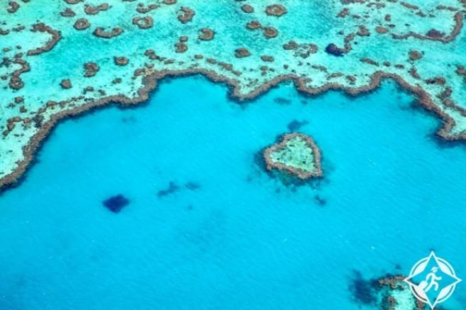 الحاجز المرجاني العظيم استراليا