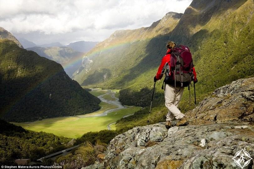 فيوردلاند ، نيوزيلاندا من أفضل أماكن السفر في العالم