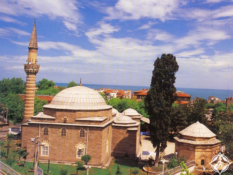 مسجد غولبهار خاتون بطرابزون