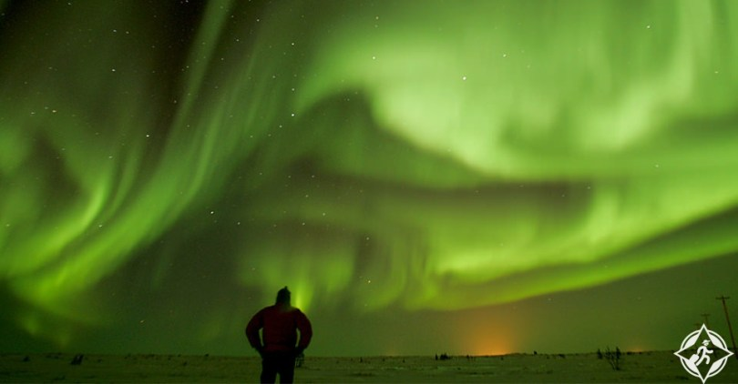الشفق القطبي الشمالي