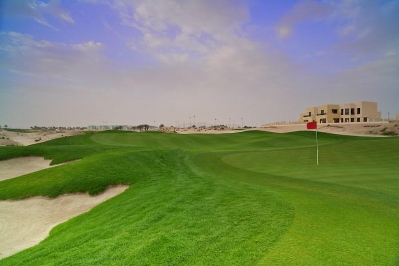 نادي الغولف الملكي البحرين