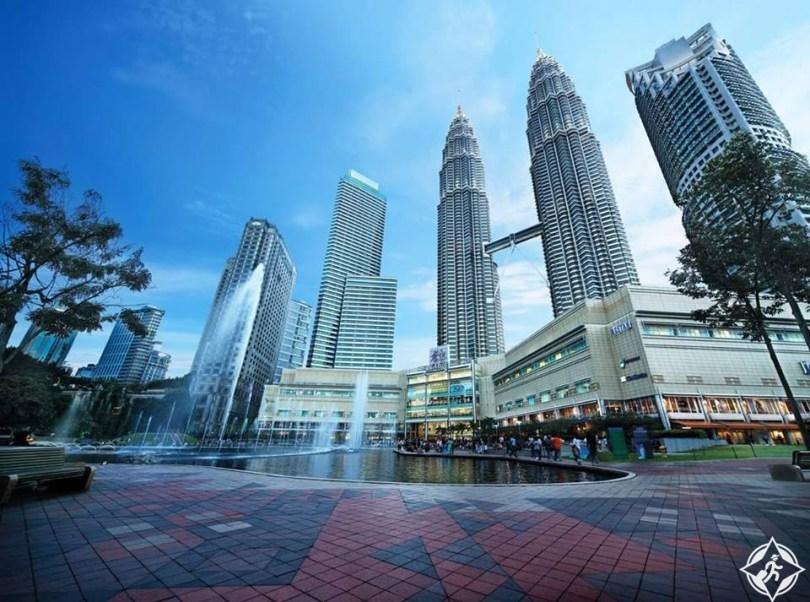 السياح السعوديين في ماليزيا