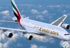 طيران الإمارات إيرباص ايه 380