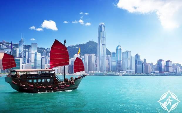 هونغ كونغ وجهات سياحية 2016