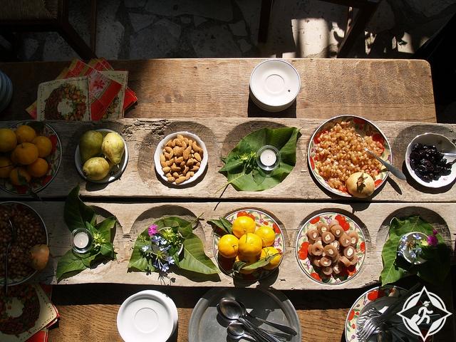 طعام قبرص