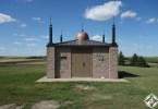 اول مسجد في امريكا مدينة روس داكوتا الشمالية