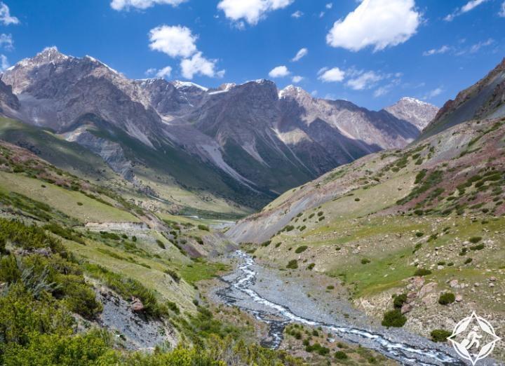 جبال تيان شان الغربية