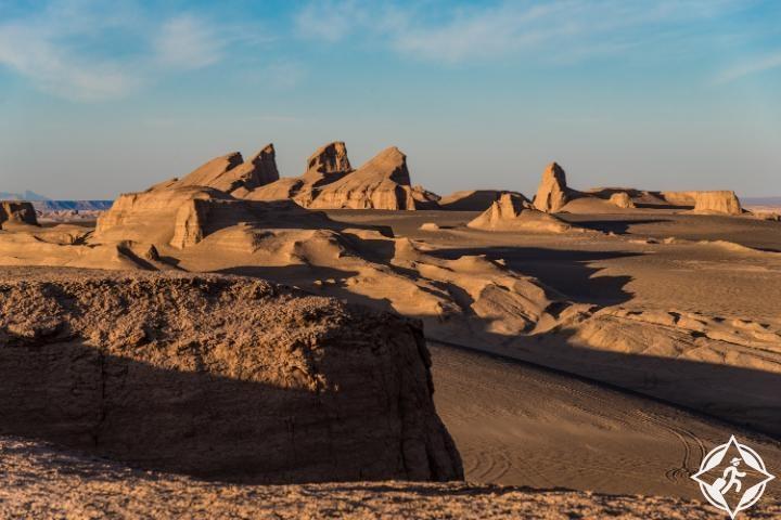 صحراء لوط