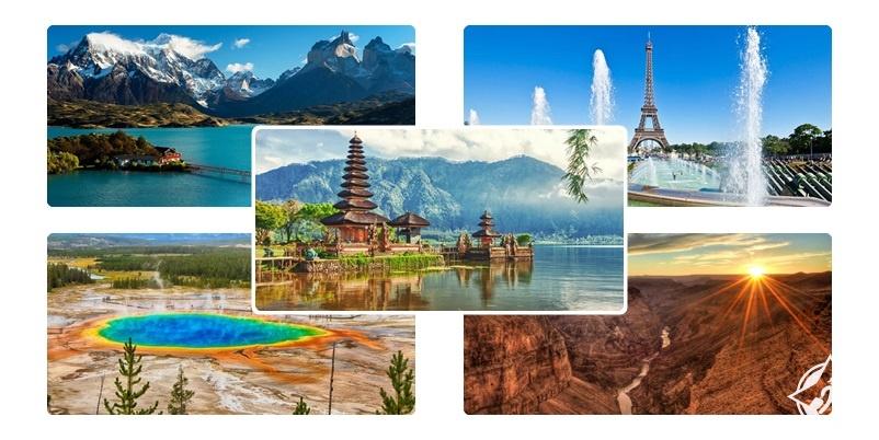 بالصور.. أفضل 25 وجهة سياحية لعام 2016