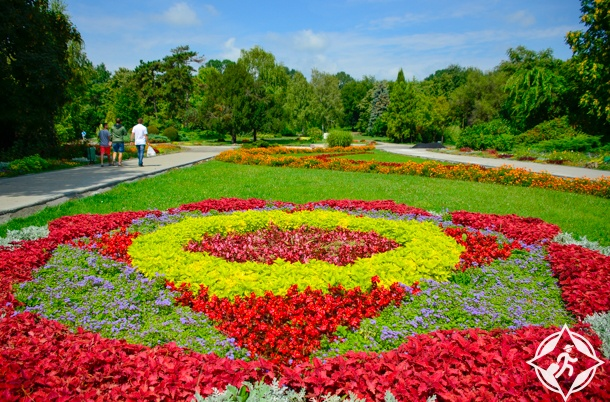 حدائق تيميشوارا