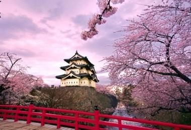 القلاع في اليابان