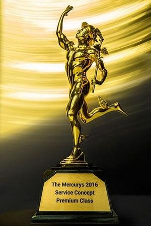 الخطوط الجوية القطرية تفوز بجائزة ميركوريز لأفضل خدمة بريميم