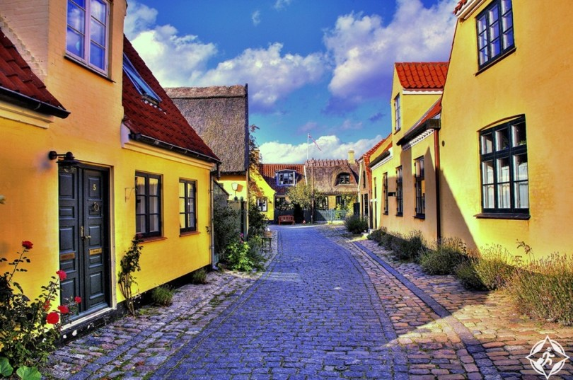 الدنمارك-دارجور-مدينة دارجور-أجمل مدن الدنمارك