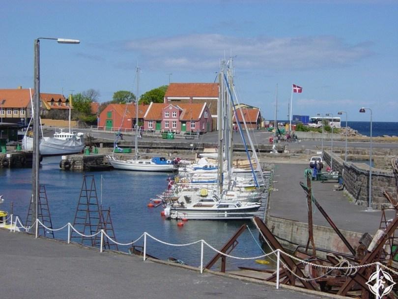 الدنمارك-سفانيكي-ميناء سفانيكي-أجمل مدن الدنمارك